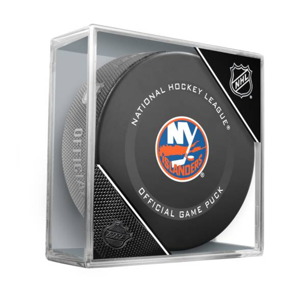 Inglasco Inc. New York Islanders 2021 Official Game Puck product image