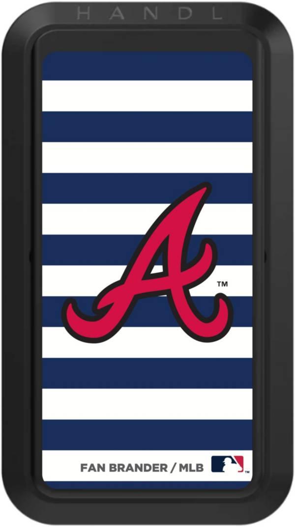 Fan Brander Atlanta Braves HANDLstick Phone Grip and Stand product image