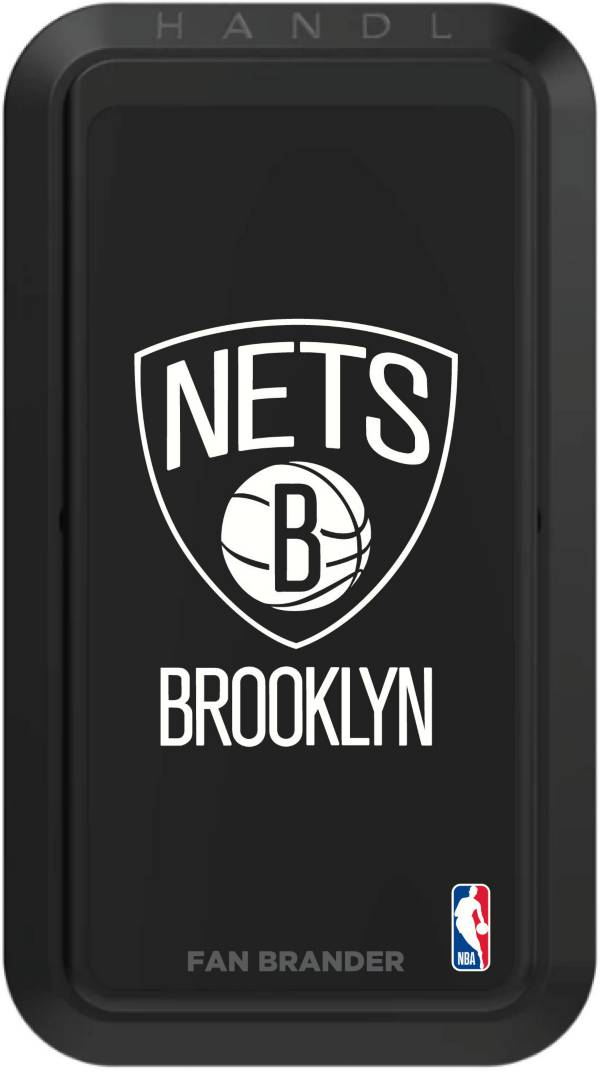 Fan Brander Brooklyn Nets HANDLstick Phone Grip and Stand product image