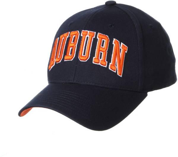 Zephyr Men's Auburn Tigers Navy Broadway Adjustable Hat product image