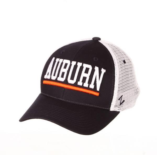 Zephyr Men's Auburn Tigers Navy Upfront Adjustable Hat product image