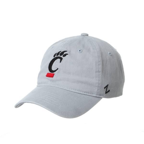 Zephyr Men's Cincinnati Bearcats Grey Scholarship Adjustable Hat product image
