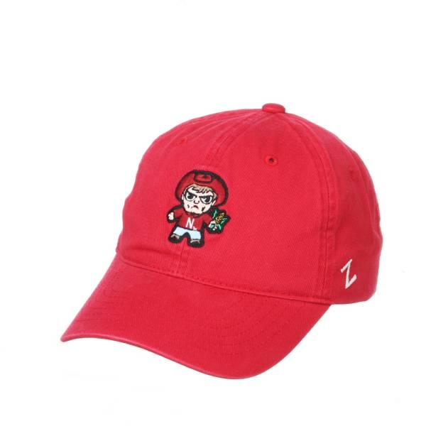 Zephyr Men's Nebraska Cornhuskers Emoji Adjustable Hat product image