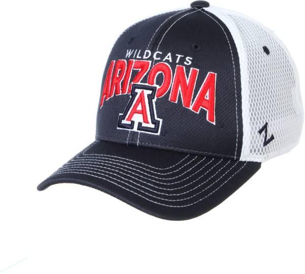 Zephyr Men's Arizona Huskies Navy Mesh Adjustable Hat product image