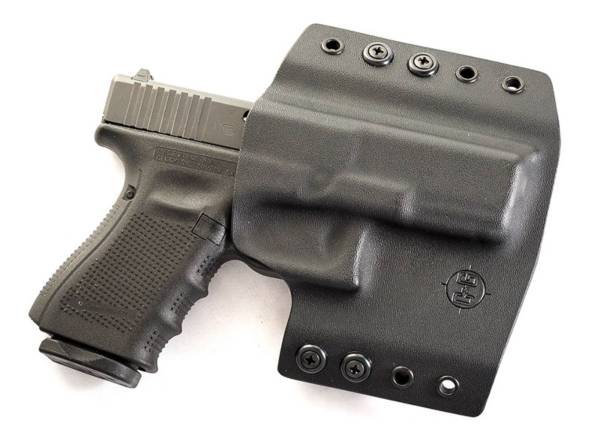 C&G Outside Waistband Left Handed Holster – Glock 48 product image