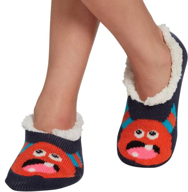 Northeast Outfitters Youth Monster Cozy Cabin Slipper Socks product image