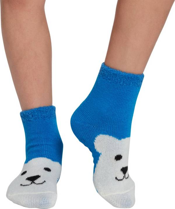 Northeast Outfitters Youth Polar Bear Cozy Cabin Crew Socks product image