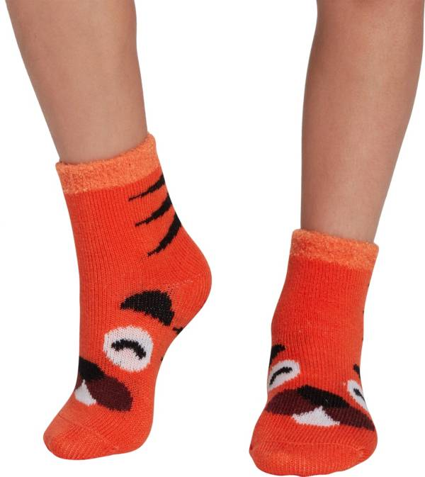 Northeast Outfitters Youth Tiger Cozy Cabin Crew Socks product image