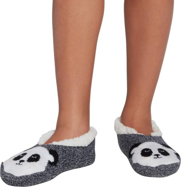 Northeast Outfitters Youth Panda Cozy Cabin Slipper Socks product image