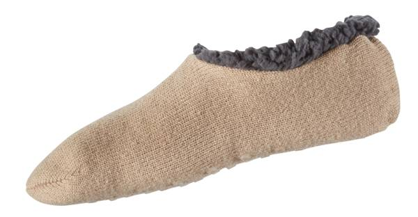 Northeast Outfitters Men's Solid Cozy Cabin Slipper Socks product image