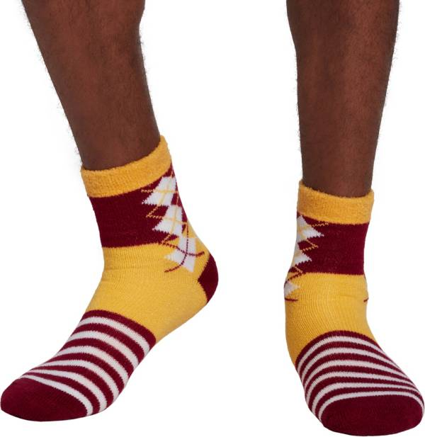 Northeast Outfitters Team Argyle Cozy Cabin Crew Socks product image