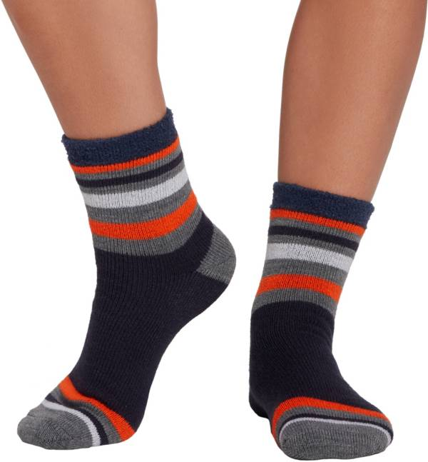 Northeast Outfitters Team Stripe Colorblock Cozy Cabin Crew Socks product image