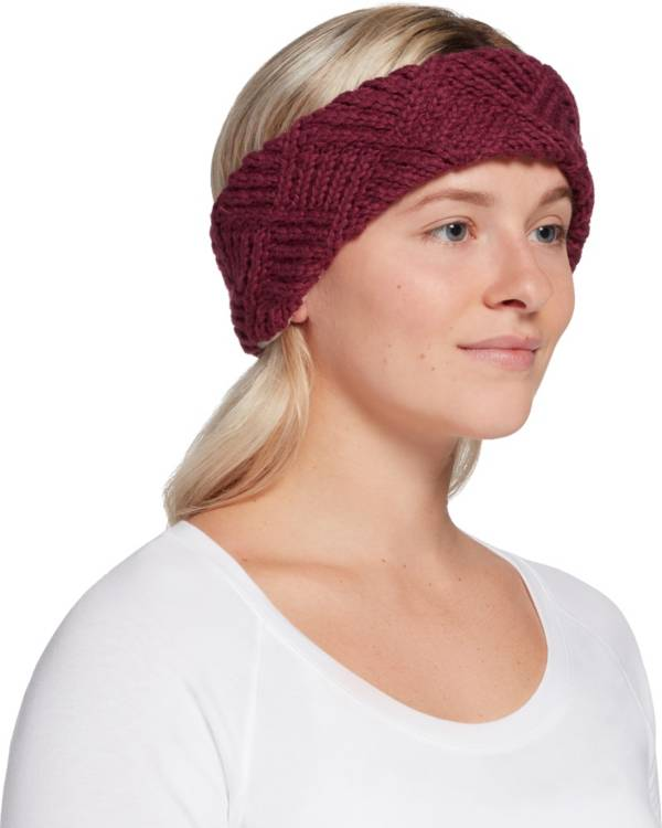 Northeast Outfitters Women's Cozy Diamond Weave Headband product image