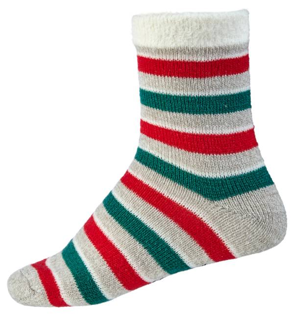 Northeast Outfitters Women's Cabin Fever Cozy Cabin Crew Socks product image