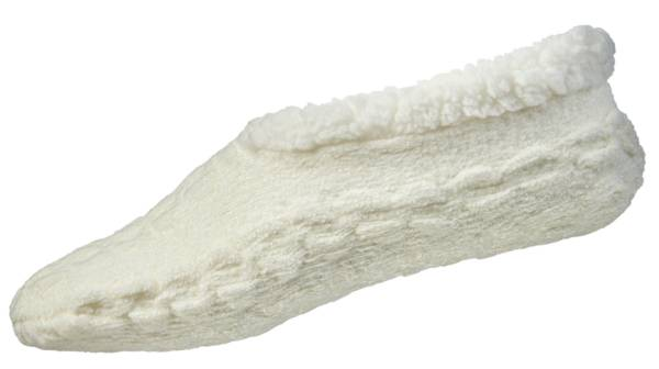 Northeast Outfitters Women's Chenille Cable Cozy Cabin Slipper Socks product image