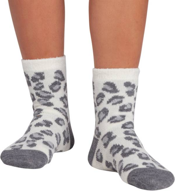 Northeast Outfitters Women's Cheetah Cozy Cabin Socks product image