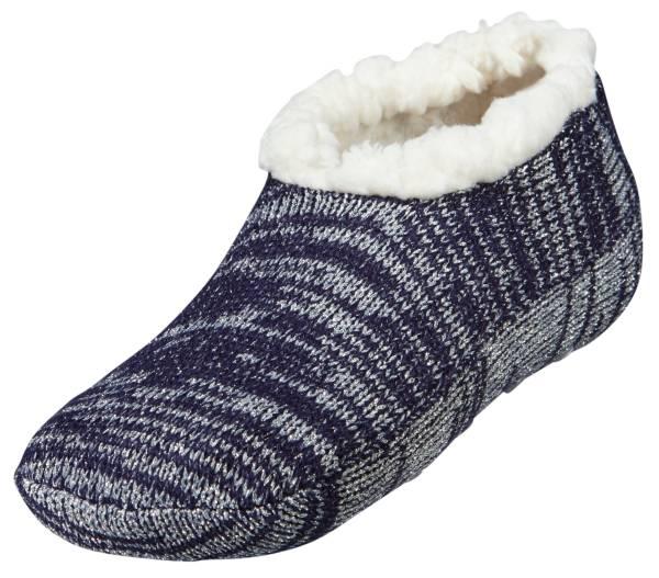 Northeast Outfitters Women's Metallic Cozy Cabin Slipper Socks product image