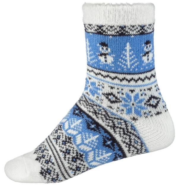 Northeast Outfitters Women's Nordic Snow Day Cozy Cabin Crew Socks product image