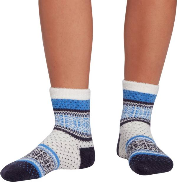 Northeast Outfitters Women's Aztec Colorblock Cozy Cabin Socks product image