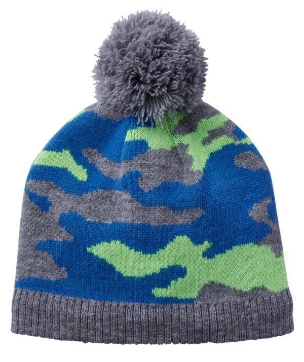 Northeast Outfitters Youth Cozy Camo Beanie product image