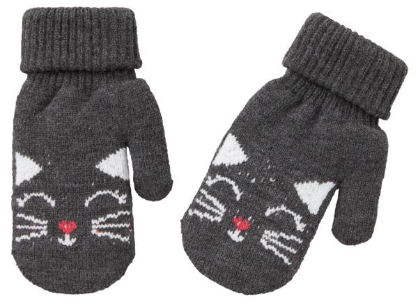 Northeast Outfitters Youth Cozy Cat Mittens product image
