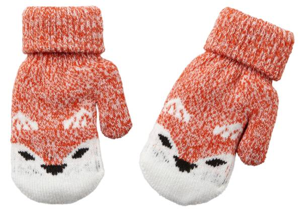Northeast Outfitters Youth Cozy Fox Mittens product image