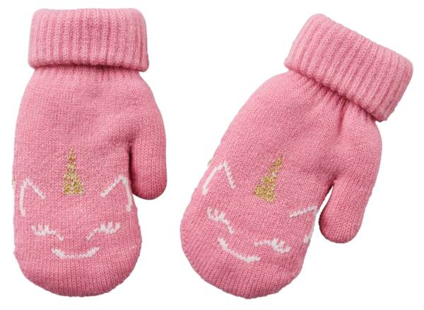 Northeast Outfitters Youth Cozy Unicorn Mittens product image