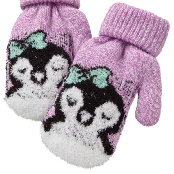 Northeast Outfitters Youth Cozy Penguin Mittens product image
