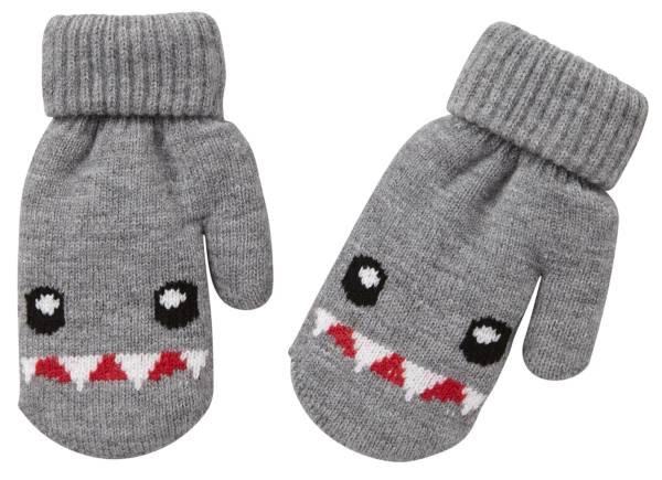 Northeast Outfitters Youth Cozy Shark Mittens product image