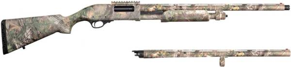 Charles Daly 335 Pump Action Shotgun Package product image