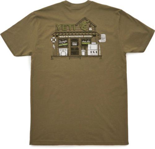 4a344718f YETI Men's Bait Shop T-Shirt. noImageFound. Previous. 1. 2. 3