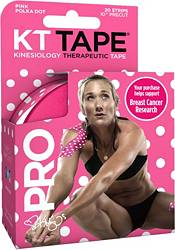 KT TAPE PRO Limited Edition Pink Polka Dot Kinesiology Tape product image