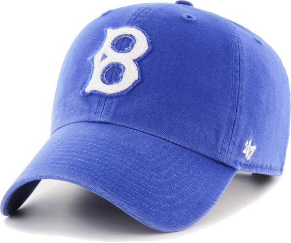 '47 Men's Brooklyn Dodgers Royal Clean Up Adjustable Hat product image