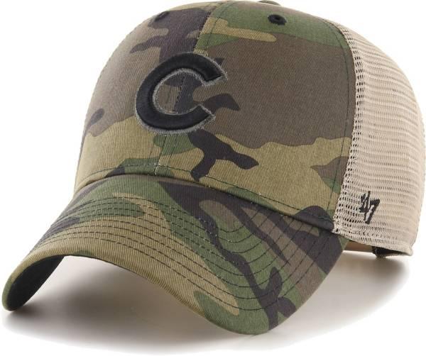 '47 Men's Chicago Cubs Camo Branson MVP Hat product image