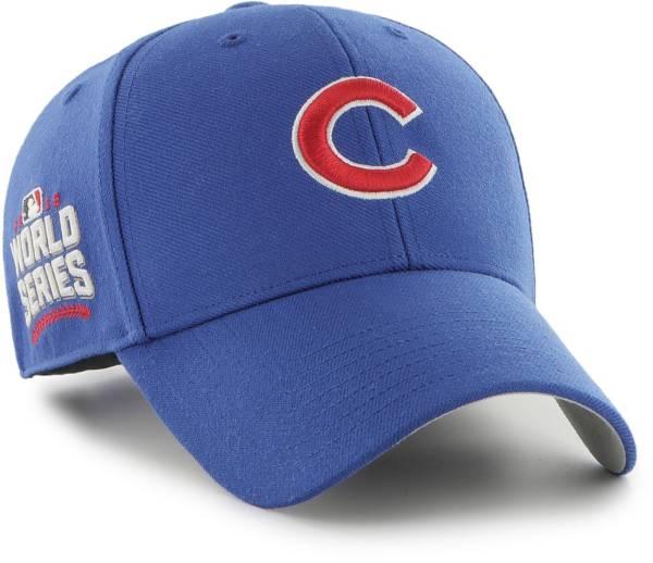 '47 Men's Chicago Cubs Royal Snapback Adjustable MVP Hat product image