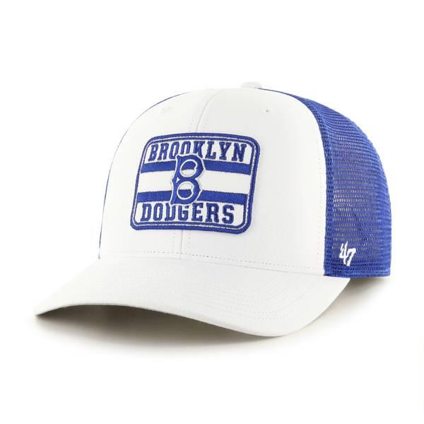 '47 Men's Los Angeles Dodgers Royal Evoke MVP Adjustable Hat product image