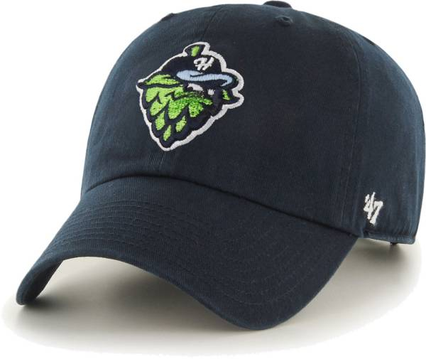 '47 Men's Hillsboro Hops Navy Clean Up Adjustable Hat product image