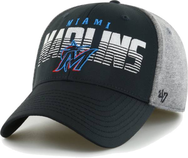 '47 Men's Miami Marlins Gray Hat product image