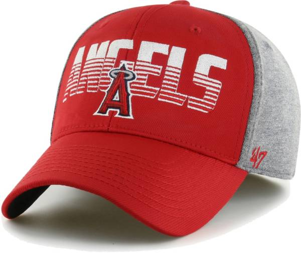 '47 Men's Los Angeles Angels Gray Hat product image