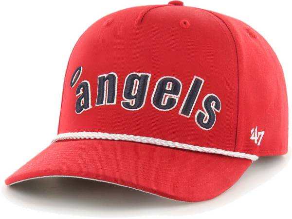 '47 Men's Los Angeles Angels Red MVP Hat product image