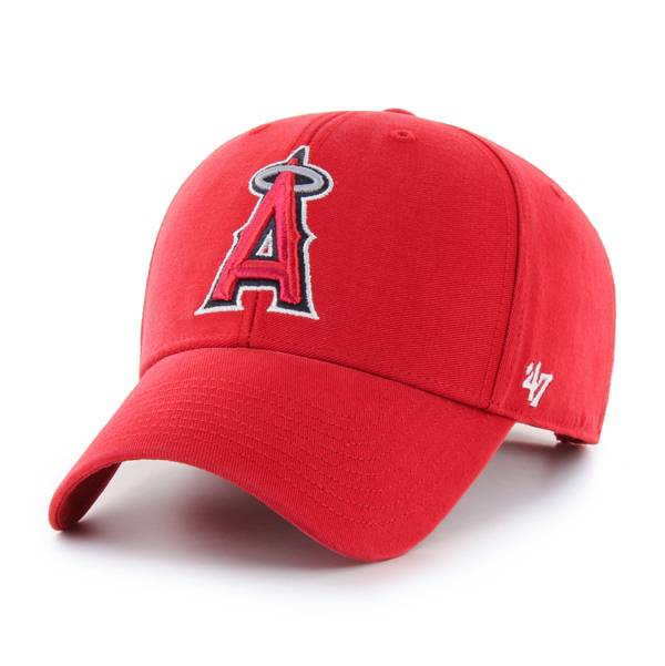 '47 Men's Los Angeles Angels Royal Legend MVP Adjustable Hat product image