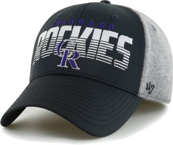 '47 Men's Colorado Rockies Gray Hat product image