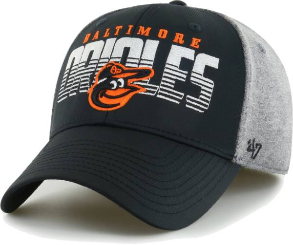 '47 Men's Baltimore Orioles Gray Hat product image
