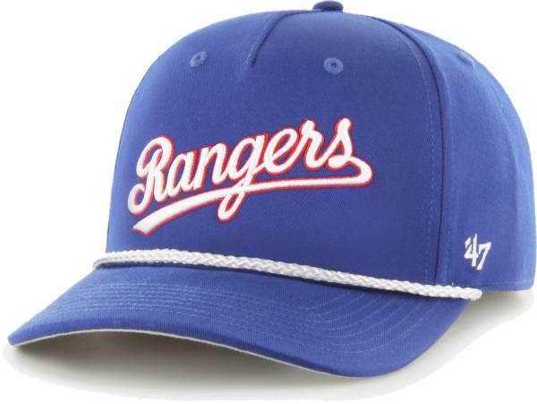 '47 Men's Texas Rangers Royal Captain MVP Adjustable Hat product image