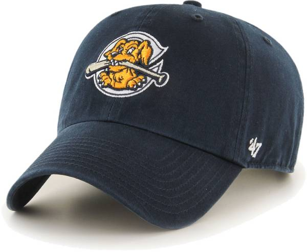 '47 Men's Charleston River Dogs Navy Clean Up Adjustable Hat product image