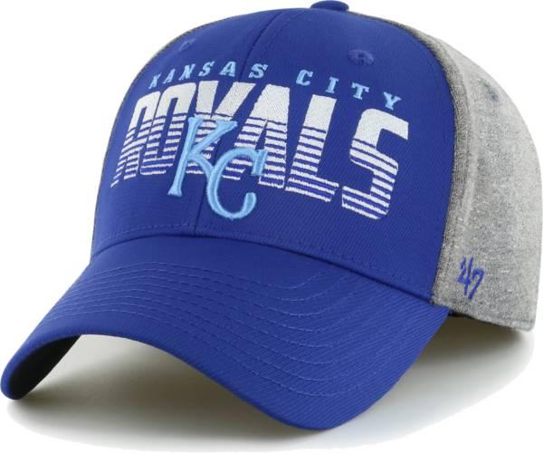 '47 Men's Kansas City Royals Gray Hat product image