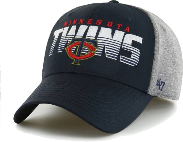 '47 Men's Minnesota Twins Gray Hat product image
