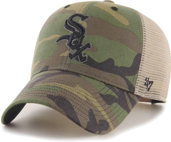 '47 Men's Chicago White Sox Camo Branson MVP Hat product image