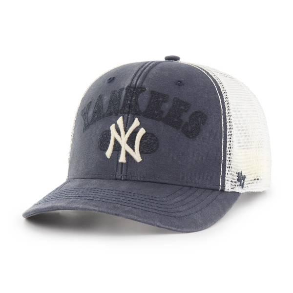 '47 Men's New York Yankees Navy MVP Trucker Hat product image
