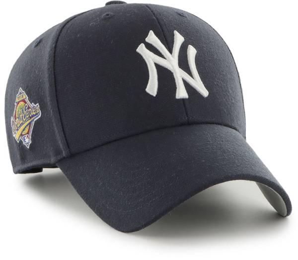'47 Men's New York Yankees Navy Snapback Adjustable MVP Hat product image
